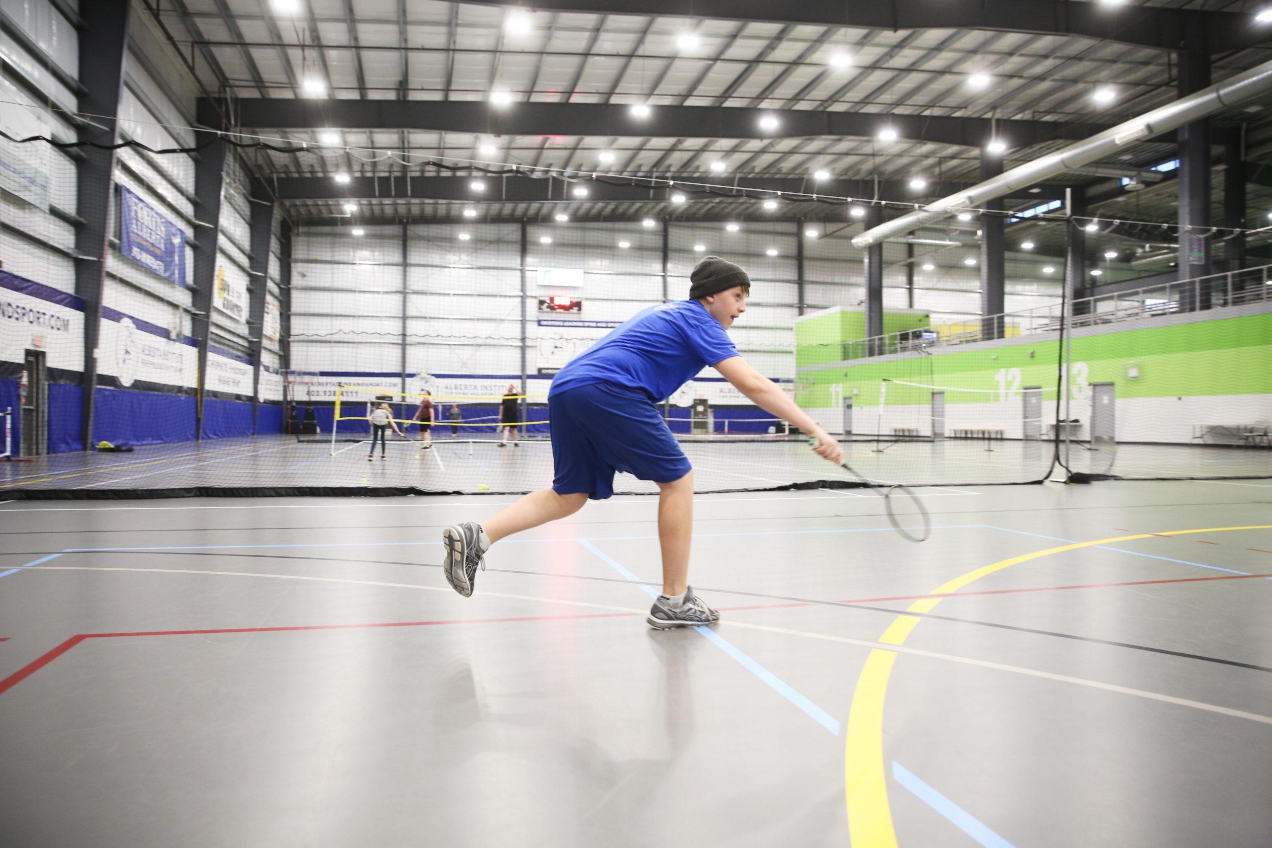 badmintonsko børn